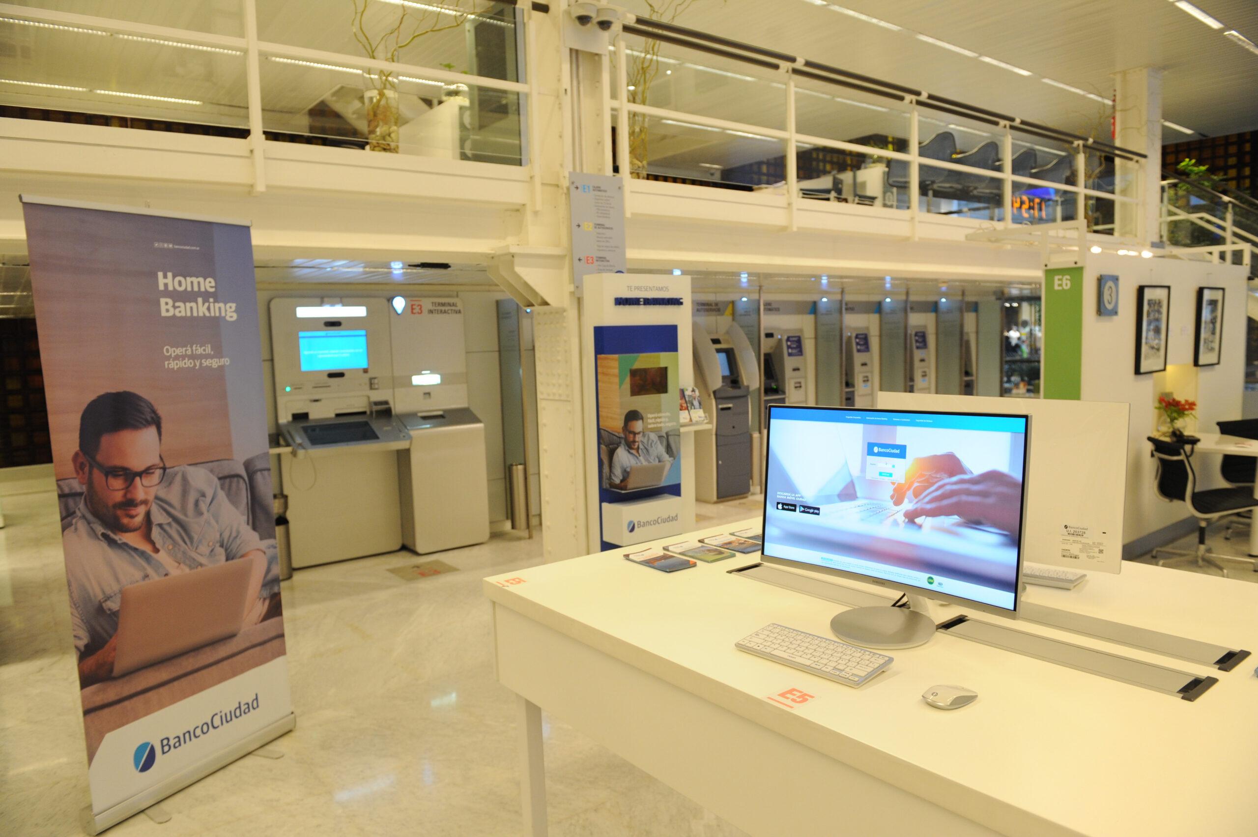 Banco Ciudad promueve los canales digitales