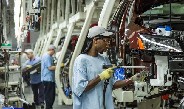 La economía de los Estados Unidos creció 6,4%