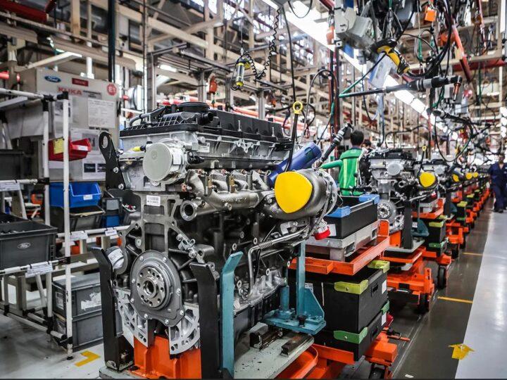 Ford aumentó la producción en su planta de Pacheco