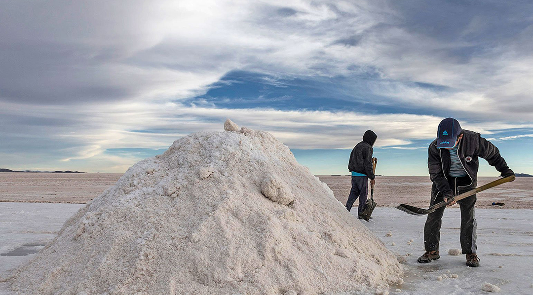 Litio: Arena Minerals recibe oferta de Lithium Americas