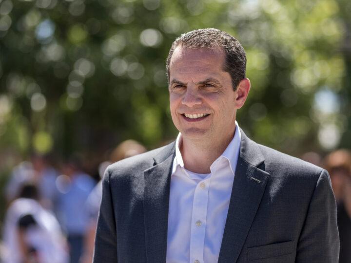 Oswaldo Parré dos Santos, nuevo presidente de Banco Patagonia