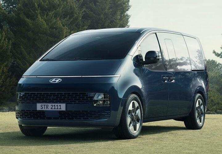 Hyundai presenta Hyundai Staria, la nueva H1 para el mercado argentino