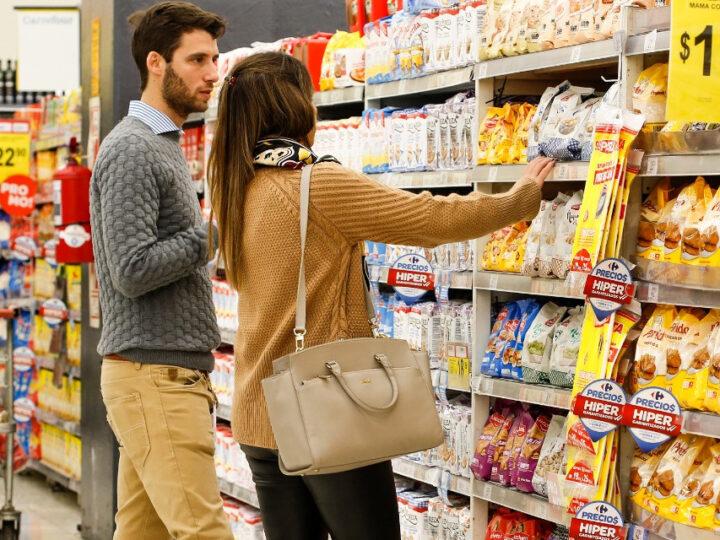 Índice de precios al consumidor subió 3,3% en mayo