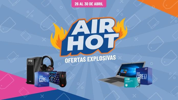 Desde el 10 al 12 de Mayo tendrá lugar un nuevo Air Hot a Air Computers