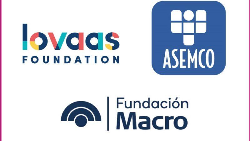 Fundación MACRO junto a ASEMCO, en el Dia mundial del Autismo