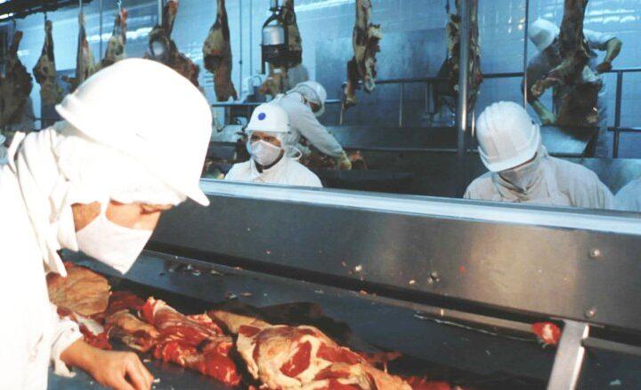 Crecieron en marzo las exportaciones de carne