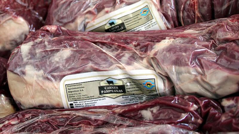 Continúan las negociaciones por la exportación de carne