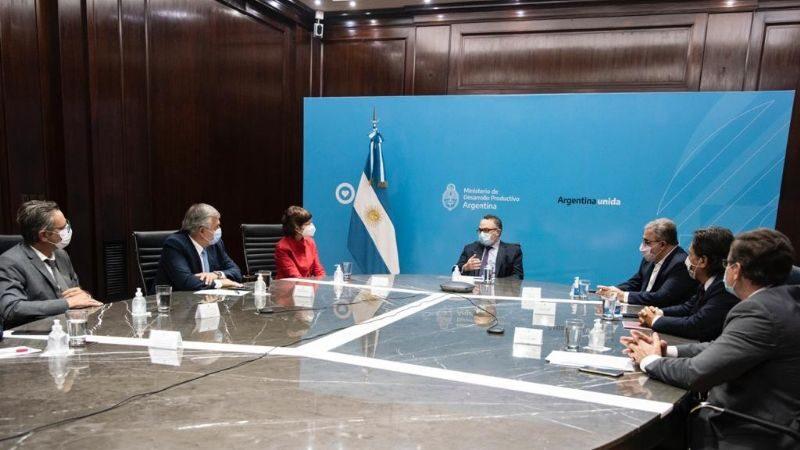 Mesa Nacional del Litio: Empresarios extranjeros plantearon sus dudas