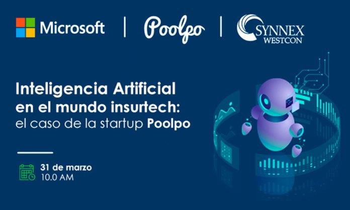 Webinar de Microsoft y Poolpo: Aplicando IA a tu emprendimiento digital