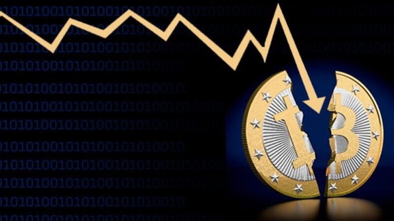 Traders apuestan que bitcoin caerá aún más