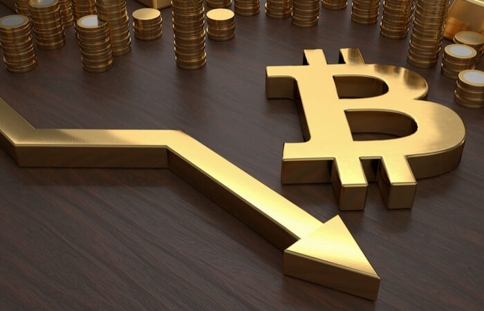 Bitcoin debajo de US$ 55.000 por tasas de EEUU