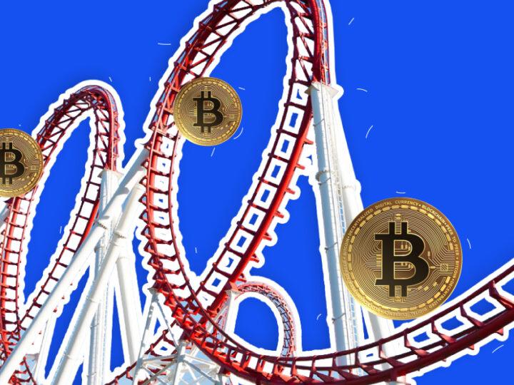 La montaña rusa del mercado cripto continúa