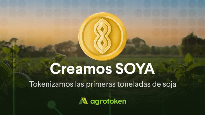 Crean una stablecoin respaldada en el precio de la soja