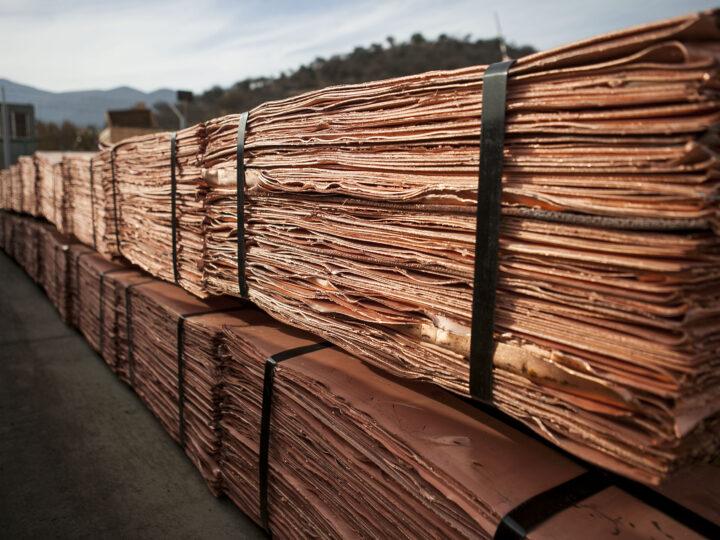 Cobre: Proyecto de Ley aumenta los impuestos en Chile