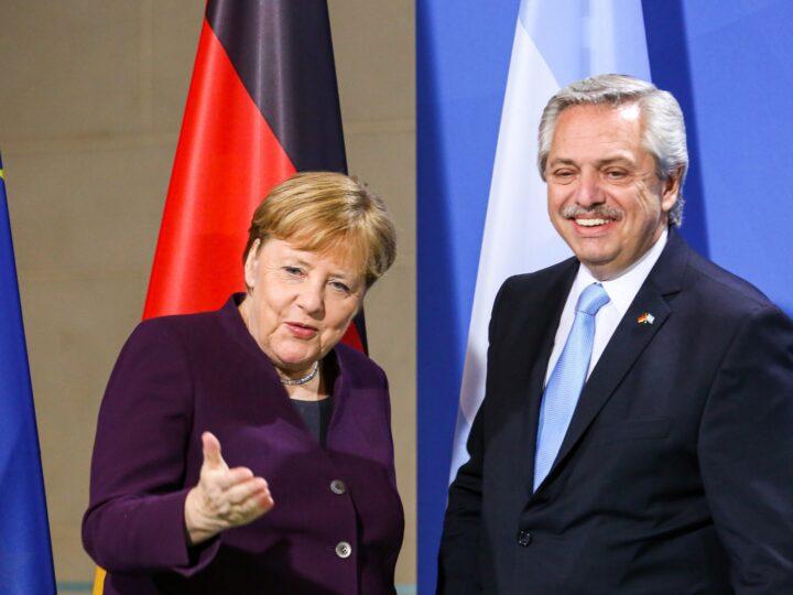 Deuda: frente a la bilateral con Angela Merkel, el kirchnerismo manda otra fuerte señal al Presidente