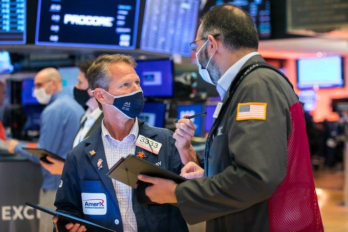Dow Jones marcó nuevo récord en el NYSE