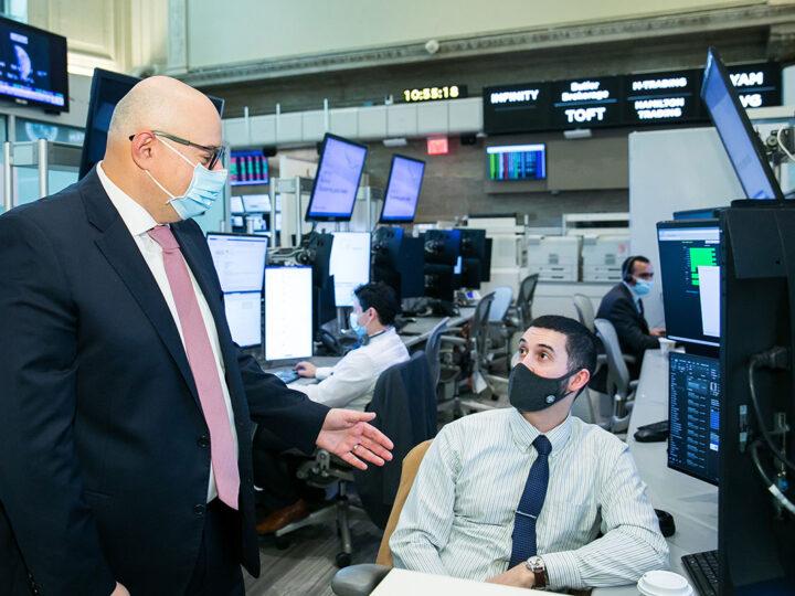Nuevo máximo para el S&P 500 en el NYSE