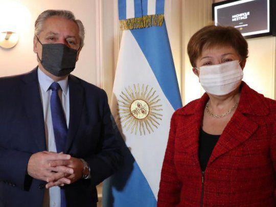 Alberto Fernández apuesta a Guzmán y a un avance con la deuda para mejorar el clima económico y bajar la tensión política