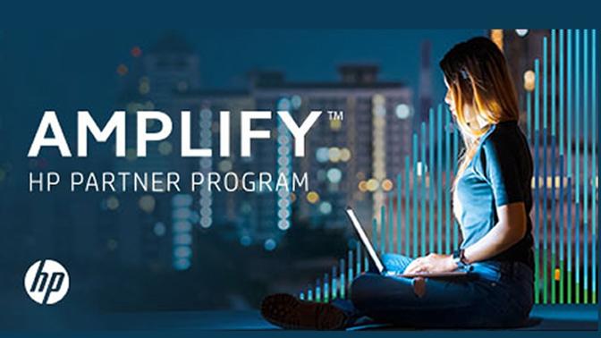 HP presentó la extensión de HP Amplify