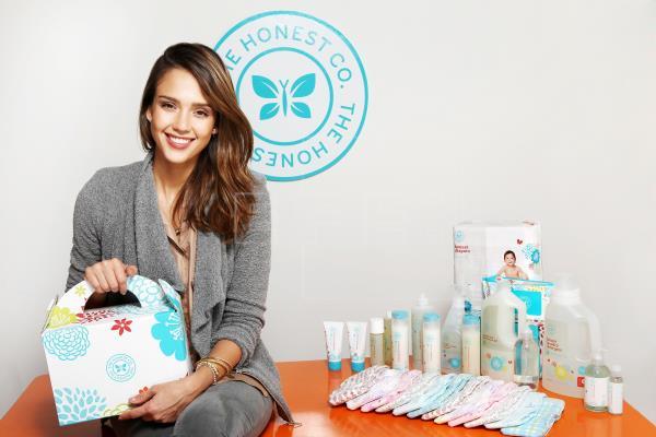 Honest Co. de Jessica Alba, un fabricante de productos naturales, se dispara casi un 44% en su OPI