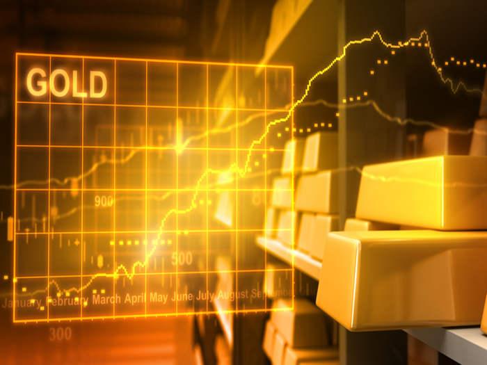 El precio del oro en alza tras declaraciones de la FED
