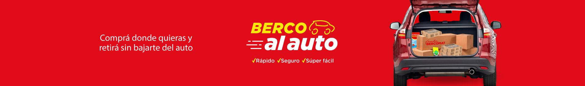 """""""Berco al Auto"""" la innovadora propuesta de Familia Bercomat"""