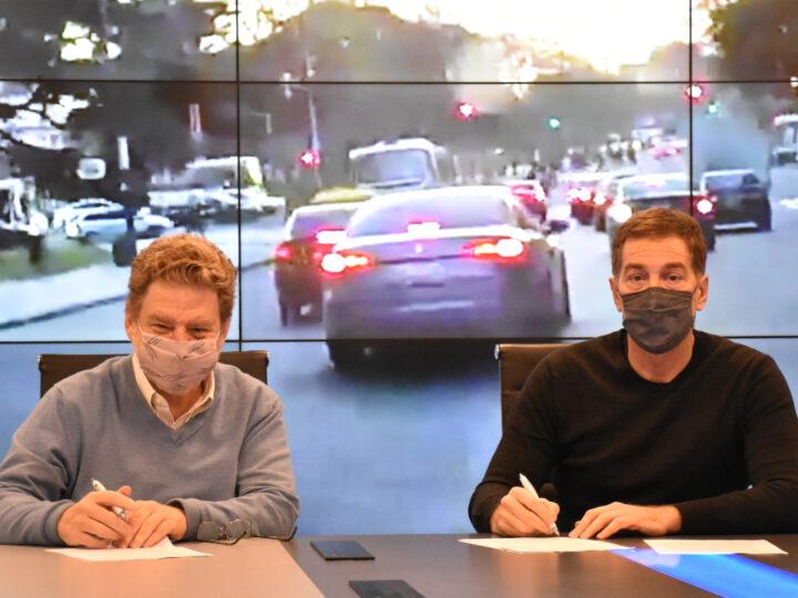 El Banco suma sus cámaras externas al sistema de video vigilancia de la cuidad