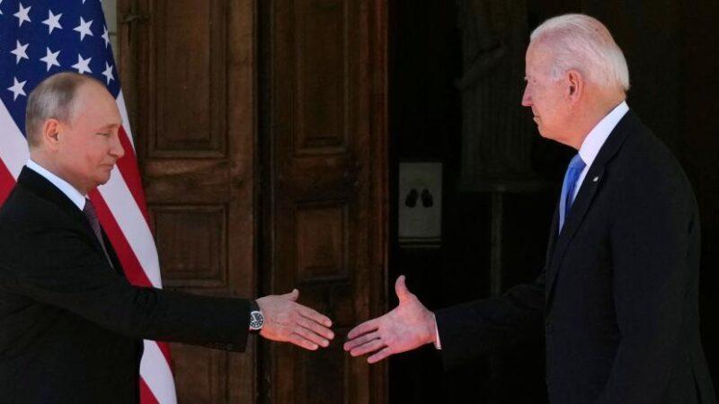 La cumbre Biden/Putin finalizó con deseos de mejorar las relaciones bilaterales
