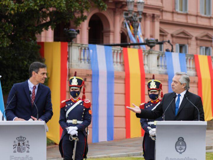 Apoyo español a la negociación de la deuda