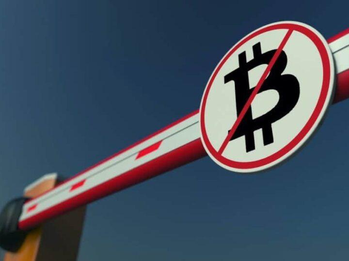 Banco de Rusia quiere bloquear actividad cripto