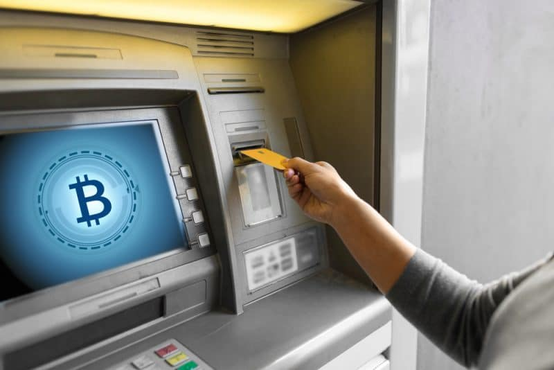 Se cuadruplicaron cajeros de bitcoin