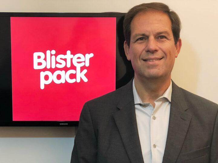 Nuevo gerente para Blister Pack