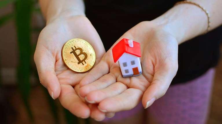 Crece oferta inmobiliaria y de autos en cripto en el país