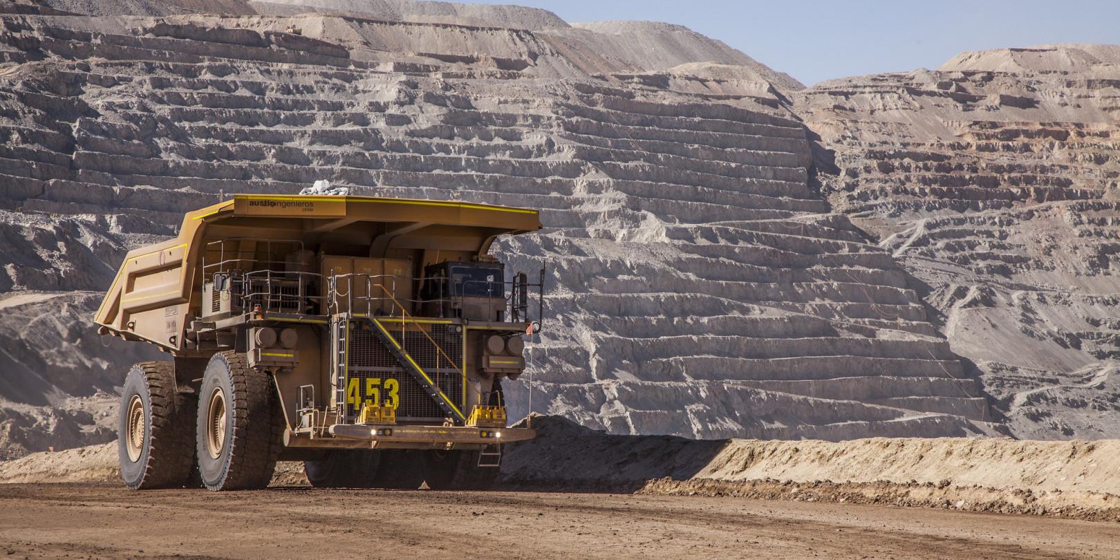 La Nueva Minería en Argentina