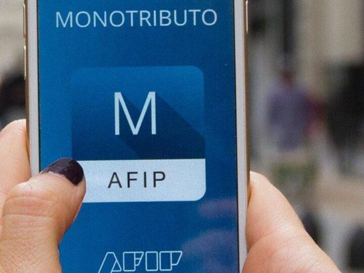 AFIP reglamentó régimen para monotributistas