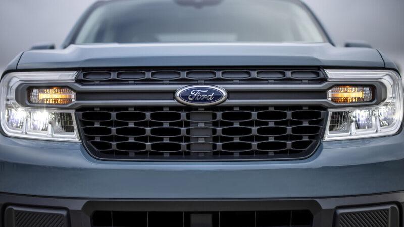 Se lanzó en Argentina la Ford Maverick híbrida