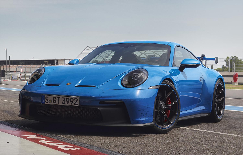 Llega el nuevo Porsche 911 GT3, homologado para la calle