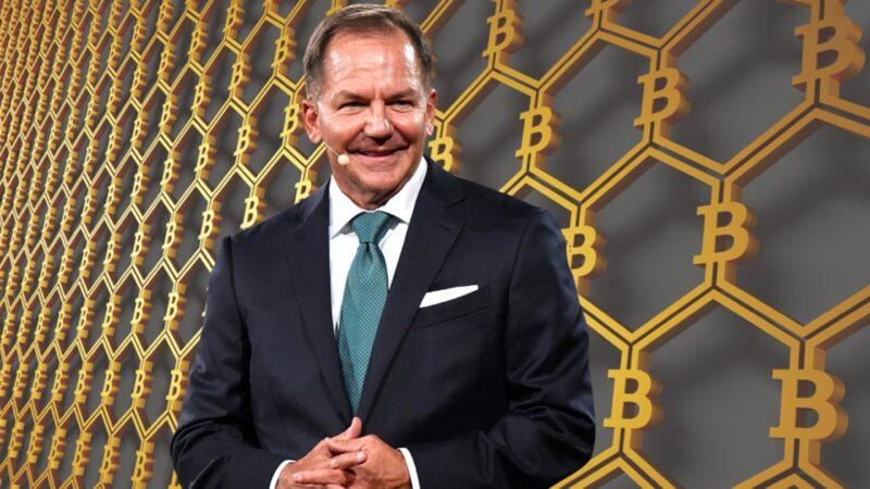 Paul Tudor Jones invertirá 5% de su capital en bitcoin
