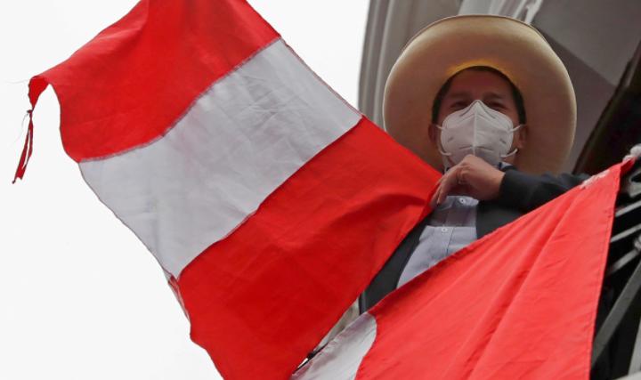 Economía de Perú, pendiente del gobierno de Pedro Castillo