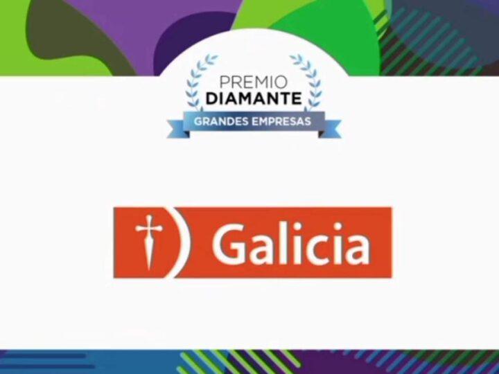 Banco Galicia reconocido, por segundo año consecutivo, con el Premio WEPs Argentina