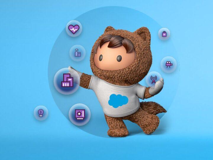 Salesforce amplía su oferta de servicios