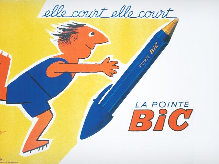 BIC conmemora el Día Internacional del Bolígrafo