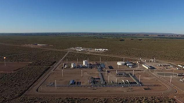 Shell prevé la construcción de otra Planta Central de Procesamiento para finales de 2022