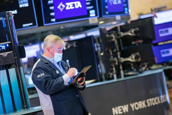 Acciones subieron en Wall Street por tecnológicas
