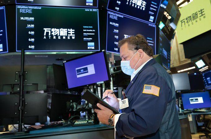 Mercados internacionales cerraron en baja