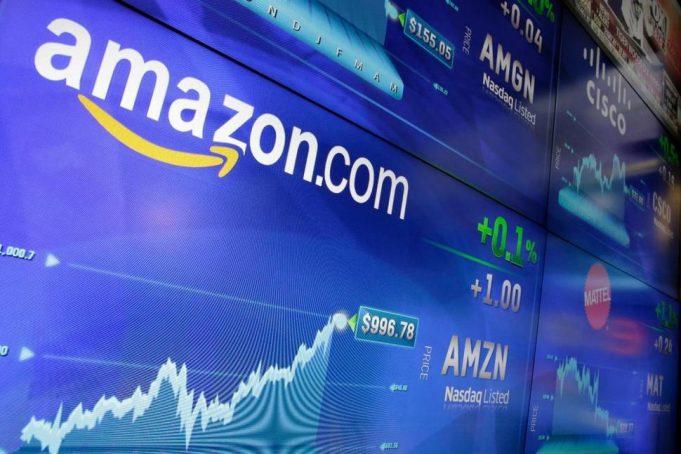 Menor rendimiento para las acciones de Amazon