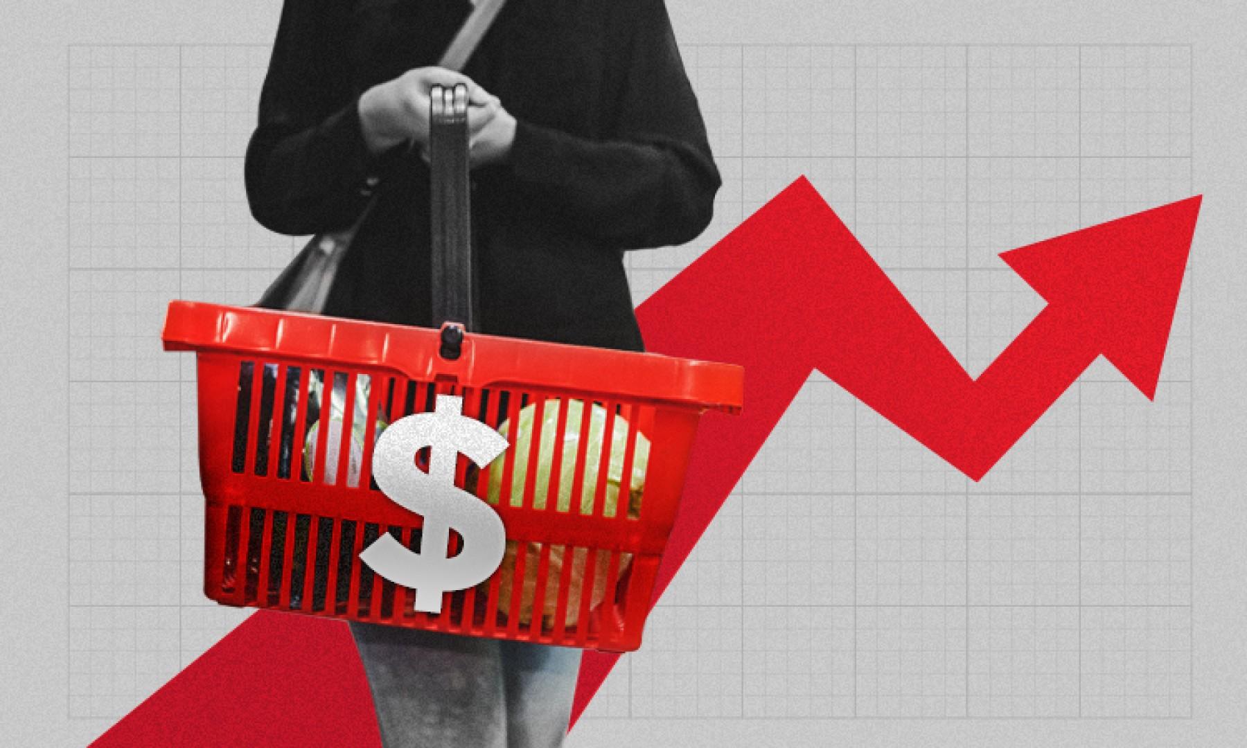 Los aumentos no dan tregua. Estimaciones privadas proyectan un 29% de inflación en 2021