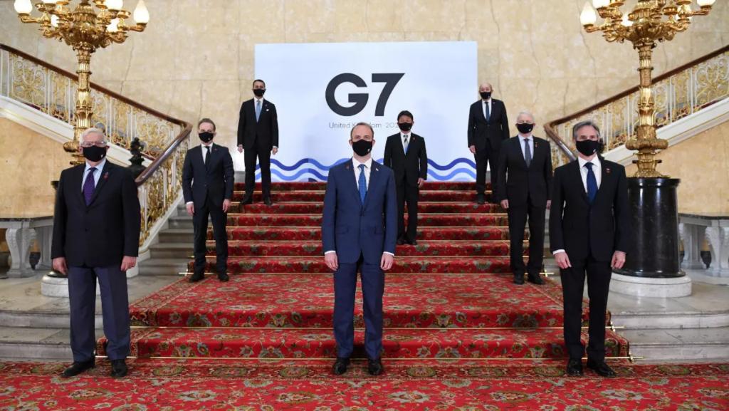 El acuerdo mínimo de impuestos corporativos enfrenta una lucha para ir más allá del G-7