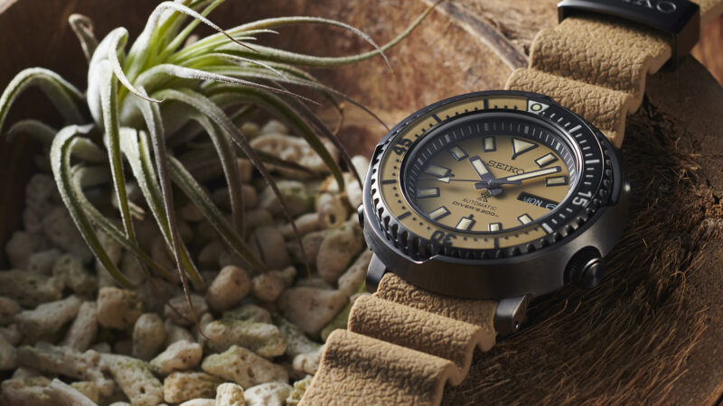 Seiko Prospex Street Series, relojes urbanos para un espíritu aventurero