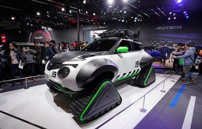 Verde y digital será el slogan del Salón del Motor de Tokio 2023